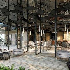 Отель X2 Vibe Pattaya Seaphere Residence гостиничный бар