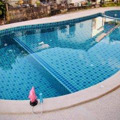 Отель Budchui Village2 бассейн