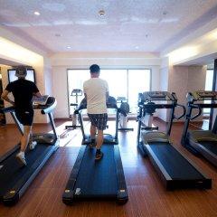 Отель Premier Havana Nha Trang Hotel Вьетнам, Нячанг - 3 отзыва об отеле, цены и фото номеров - забронировать отель Premier Havana Nha Trang Hotel онлайн фитнесс-зал фото 4