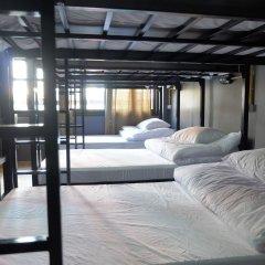 BTS Khaosan Hostel Бангкок комната для гостей фото 2