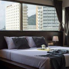 Отель Green Leaf Hostel Таиланд, Пхукет - отзывы, цены и фото номеров - забронировать отель Green Leaf Hostel онлайн балкон