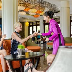Отель Hoi An Silk Marina Resort & Spa гостиничный бар