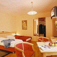 Отель Gablerbrau Central Hotel Австрия, Зальцбург - отзывы, цены и фото номеров - забронировать отель Gablerbrau Central Hotel онлайн комната для гостей фото 3