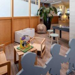 Отель Novotel Frankfurt City детские мероприятия