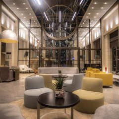 Отель Nikopolis Греция, Ферми - отзывы, цены и фото номеров - забронировать отель Nikopolis онлайн интерьер отеля фото 2