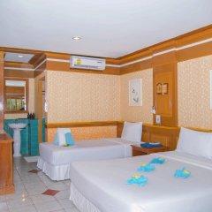 Отель Ko Tao Resort - Beach Zone комната для гостей фото 4