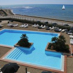 Antica Perla Residence Hotel Агридженто бассейн