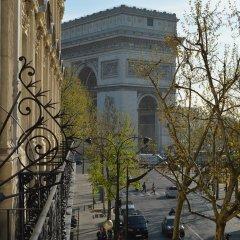 Отель Royal Elysées Франция, Париж - 3 отзыва об отеле, цены и фото номеров - забронировать отель Royal Elysées онлайн