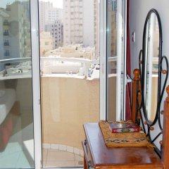 Al Ferdous Hotel Apartment балкон