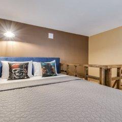 Апартаменты Sokroma Глобус Aparts комната для гостей фото 4