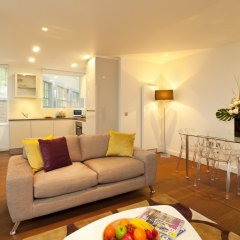 Отель SACO Covent Garden - St Martin's комната для гостей фото 4