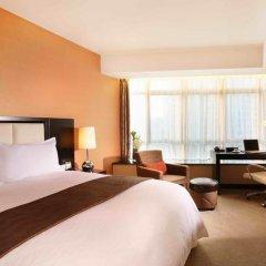 Отель Howard Johnson Business Club Китай, Шанхай - отзывы, цены и фото номеров - забронировать отель Howard Johnson Business Club онлайн комната для гостей фото 2