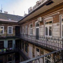 Апартаменты Shallot Apartments балкон