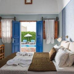 Отель Anezina Villas Греция, Остров Санторини - отзывы, цены и фото номеров - забронировать отель Anezina Villas онлайн комната для гостей