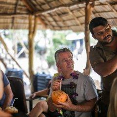 Отель Yala Safari Camping Шри-Ланка, Катарагама - отзывы, цены и фото номеров - забронировать отель Yala Safari Camping онлайн гостиничный бар