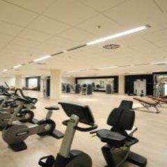 Отель Air Rooms Barcelona Эль-Прат-де-Льобрегат фитнесс-зал фото 4