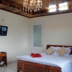 Отель Villa Du Lac Далат комната для гостей