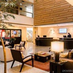 Prodigy Grand Hotel Berrini интерьер отеля