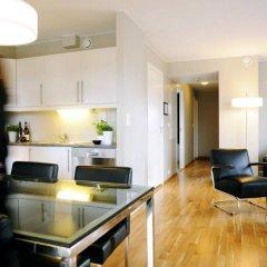 Отель Forus Leilighetshotel Норвегия, Санднес - отзывы, цены и фото номеров - забронировать отель Forus Leilighetshotel онлайн комната для гостей фото 3