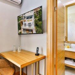 Отель Lusso Mare Черногория, Будва - отзывы, цены и фото номеров - забронировать отель Lusso Mare онлайн удобства в номере фото 2