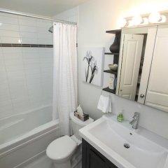 Отель Sophia Suite Канада, Ванкувер - отзывы, цены и фото номеров - забронировать отель Sophia Suite онлайн ванная