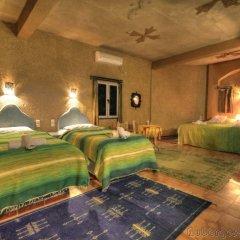 Отель Ksar Bicha Марокко, Мерзуга - отзывы, цены и фото номеров - забронировать отель Ksar Bicha онлайн комната для гостей фото 2