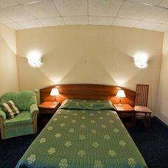 Гостиница Акватика комната для гостей фото 6