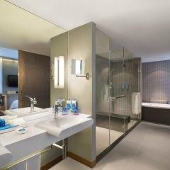 Апартаменты Studio Sukhumvit 11 By Icheck Бангкок ванная