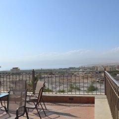 Отель Thara Dead Sea Иордания, Ма-Ин - 1 отзыв об отеле, цены и фото номеров - забронировать отель Thara Dead Sea онлайн балкон