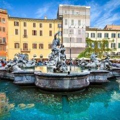 Отель Two Chic Guesthouse Италия, Рим - отзывы, цены и фото номеров - забронировать отель Two Chic Guesthouse онлайн приотельная территория фото 2