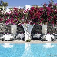 Отель Santorini Kastelli Resort Греция, Остров Санторини - отзывы, цены и фото номеров - забронировать отель Santorini Kastelli Resort онлайн бассейн