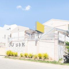 Отель 3Js and K Apartment Филиппины, Лапу-Лапу - отзывы, цены и фото номеров - забронировать отель 3Js and K Apartment онлайн вид на фасад