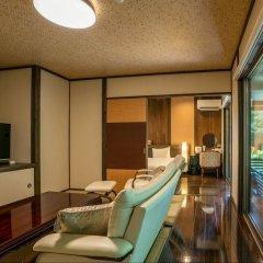 Отель Hatago Sakura Минамиогуни комната для гостей фото 3