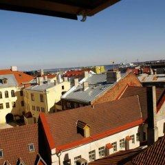Отель Olevi Residents Эстония, Таллин - 1 отзыв об отеле, цены и фото номеров - забронировать отель Olevi Residents онлайн балкон