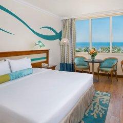 Отель Coral Beach Resort - Sharjah комната для гостей