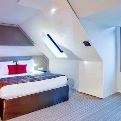 Отель Novotel Paris Les Halles Франция, Париж - 8 отзывов об отеле, цены и фото номеров - забронировать отель Novotel Paris Les Halles онлайн комната для гостей фото 9