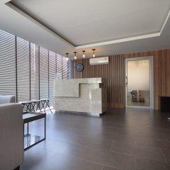Отель Q Space Residence Бангкок комната для гостей фото 3