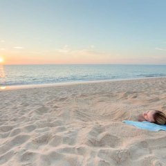 Отель Maikhao Palm Beach Resort фитнесс-зал фото 4