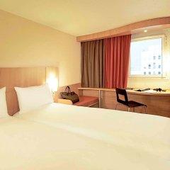 Отель ibis Brussels City Centre комната для гостей