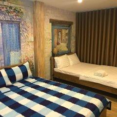 Wanderlust Saigon Hostel комната для гостей фото 4
