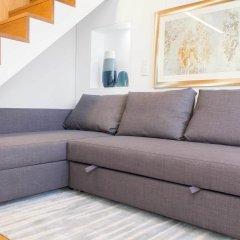 Апартаменты Alfama Blue Studio Loft Apartment - by LU Holidays комната для гостей фото 5