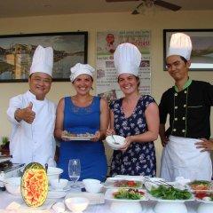 Отель Green Heaven Hoi An Resort & Spa Хойан питание фото 2