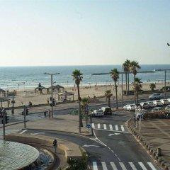Отель Liber Seashore Suites Тель-Авив пляж фото 2