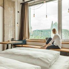 Отель FELIX Suiten im Lebendigen Haus am Augustusplatz балкон