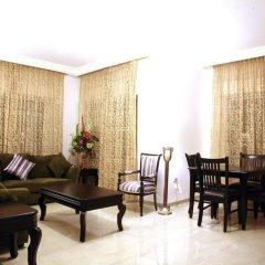 Отель Al Dyafah Furnished Apartment Иордания, Амман - отзывы, цены и фото номеров - забронировать отель Al Dyafah Furnished Apartment онлайн комната для гостей фото 3