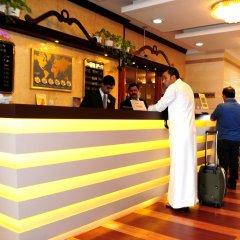 Fortune Hotel Deira гостиничный бар
