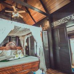 Отель Sasitara Thai villas Таиланд, Самуи - отзывы, цены и фото номеров - забронировать отель Sasitara Thai villas онлайн комната для гостей фото 4