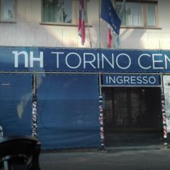 Отель NH Torino Centro парковка