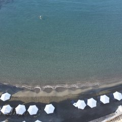 Отель The Royal Apollonia пляж