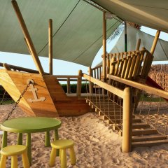 Отель Sheraton Jumeirah Beach Resort детские мероприятия фото 2